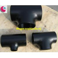 Wholesale seamless pipe tee(1/2''-24'') from china suppliers