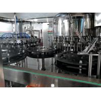Wholesale 10000 BPH rinsing filling capping bottled water production line PLC control from china suppliers