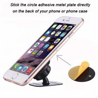 Wholesale Dashboard Sticky Magnetic Car Holder Black for Smartphones GPS PDA from china suppliers