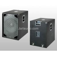 Wholesale 8 ohm , 500W Rms Stage Sound Equipment Powered Speaker System from china suppliers