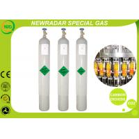 Wholesale 99.999% Ultra High Purity Gases Cylinder CO2 Gas Fire Extinguishers from china suppliers
