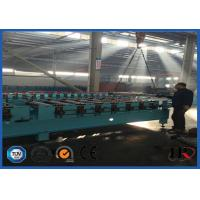 Wholesale Roofing / Wall Panel Sheet Metal Roll Forming Machines With Upright Columns from china suppliers