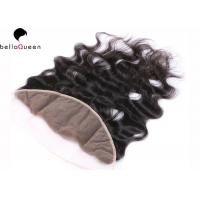 Quality Grade 7A Body Wave Malaysian Human Hair Lace Wigs Natural Black Hair Weaving for sale