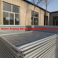 Wholesale temporary construction site fence/temporay construction safety fence from china suppliers