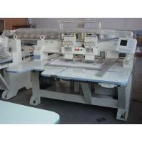 Wholesale Customzied Flat Double Head Embroidery Machine Max Speed 850 RPM from china suppliers