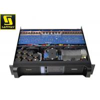 Wholesale 14000W  Black 2 Channel Mosfet Power Amplifier with Pure Copper from china suppliers
