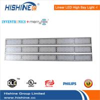 Wholesale High Lumens 750w Linear Led High Bay Lights With Microwave + Dimming Founction from china suppliers