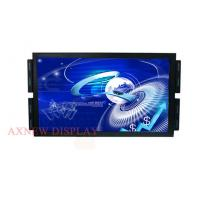 Wholesale Advertising IR Multi-touch LCD Monitor Display Dual Touch , 16:9 format from china suppliers