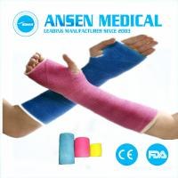 Wholesale Light Weight Casting Tape instead of Plaster Bandage Orthopedic Cast Bandage from china suppliers