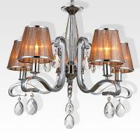 Wholesale 5 Light Dining Room Modern Metal Chandelier from china suppliers