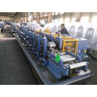 Wholesale Galvanized Pipe Production Line , Roll Forming Equipment Cold Saw from china suppliers