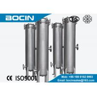 Wholesale PP pleated multi Cartridge Filter Housing stainless steel precision from china suppliers