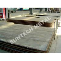 Wholesale Explosion Clad Gr.1 / SA516 Gr.70 Zirconium Clad Plate for Anhydride Acetic Acid from china suppliers