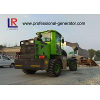 Buy cheap 4 Cubic Meters Concrete Mixer Truck , Water Tank Capacity 660L from wholesalers