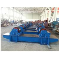 Wholesale PU Wheels Automatic Welding Turning Rolls 380V With 60Ton Loading Capacity from china suppliers
