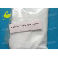 Wholesale Anticancer Solid Powder Steroids Aromasin Exemestan for Treging 107868-30-4 from china suppliers
