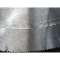Wholesale Steel section cutting 45Mn2V material hollow ground taper circular hot cut saw blade from china suppliers