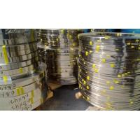 Quality GB / T4238 JIS G 4305 Cold Rolled Stainless steel Coil 3000mm 6000mm 9000mm Length for sale