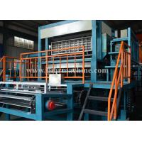 Buy cheap 8 Sides Rotary Reclying Paper Pulp Molding Machine Egg Tray Making , CE & ISO9001 from wholesalers