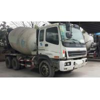 Wholesale 2008 8m3 2hand Isuzu concrete mixer   Truck,Isuzu Concrete Mixer,China Concrete mound truck mixer from china suppliers