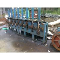 Wholesale 15KW Welding Wire Production Equipment , 1.5t - 40t Inverted Wire Drawing Machine from china suppliers