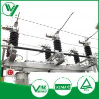 Wholesale GW4 40.5KV Substation Type Low Voltage Disconnector With Manual Operated Mechanism from china suppliers