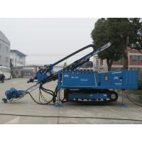 Wholesale High Penetration Rate Anchor Drilling Rig For 150 - 250 Mm Hole Diameter from china suppliers