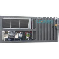 Wholesale Fast Cooling Water Chiller Plant For Vegetables / Fruit 220V-600V/3P from china suppliers