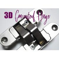 Wholesale 180 Degree Zama Concealed Heavy Duty Hidden Hinges 3d Adjustable Hinge from china suppliers