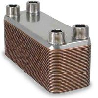 Wholesale Industrial Copper Brazed Plate Heat Exchanger with AISI 316 Stainless Steel Plates from china suppliers