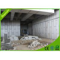 Quality Precast Concrete Sandwich Wall Panels with Reinforced Calcium Silicate Board for sale