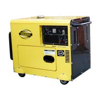 Wholesale Electric Starter 3 Phase Silent Diesel Generator Set 60HZ KDE3500T3 from china suppliers