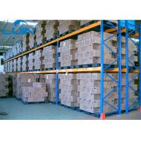 Wholesale Double Deep Industrial Storage Rack Corrosion Protection Anti Rust from china suppliers