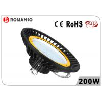 Wholesale Ra >80 UFO Led High Bay 200w , high efficiency industrial high bay lighting fixtures from china suppliers