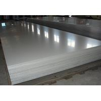 Quality JIS , AISI , ASTM Cold Rolled 400 Series 410 Stainless Steel Sheet No.1 HL Finished for sale