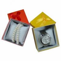 Wholesale Paper Jewelry  Bracelet Gift Box , Packaging Gift Boxes For Jewelry from china suppliers