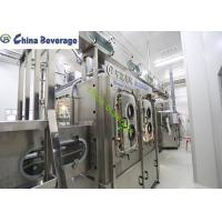 Wholesale 12000 BPH PET Bottle Juice Bottle Filling Machine , Aseptic Beverage Filling Machine from china suppliers