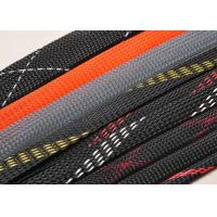 Wholesale Flame Resistance PET Cable Expandable Sleeving For Wire Harness Protection from china suppliers