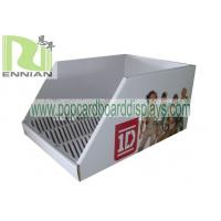 Wholesale One Direction Cardboard Counter Display Dump Cardboard Bin Display Unit Racks ENDB015 from china suppliers
