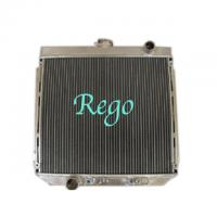 Wholesale OEM XY-XW 302W/ XY 250 6CYL Ford Aluminum Radiator 442x498x42mm from china suppliers