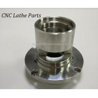 Wholesale SGS DC52 Machining Milling CNC Lathe Parts For Shaft Motor Natural Color from china suppliers