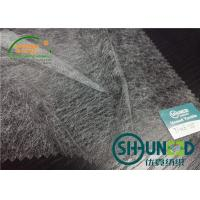 Wholesale Lightweight EVA Adhensive Non Woven Interlining With Low Melt Points from china suppliers