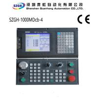 Wholesale 4 Axis support plc 8.4 inches real colour LCD displayer CNC Milling Machining Center from china suppliers