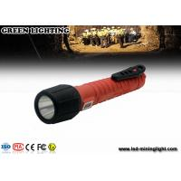 Wholesale 6Ah 3.7V battey exproof flashlight , Cree LED ex proof lighting customized Color from china suppliers