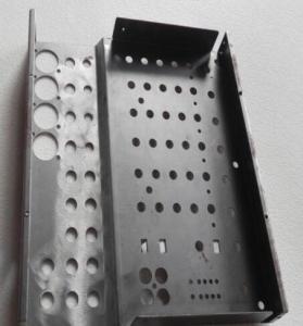 Multifunctional Decorative Metal Wall Panels Powder Coating Surface Treatment