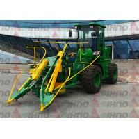 Buy cheap Advanced Hydraulic System Mini Sugar Cane Cutting Machine / Sugar Cane Harvester for Sale from wholesalers