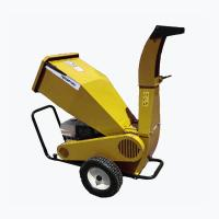 Wholesale Adjustable 13HP Industrial Wood Shredder Gardening Machines Horizontal Wood Chipper from china suppliers