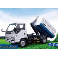 Wholesale Sanitation Truck, XZJS041ZXX Hooklift Truck, 2tons Detachable container garbage truck and roll off garbage truck from china suppliers