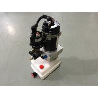 Wholesale Horizontal Mounting Portable Mini Hydraulic Power Packs 12V With 0.8Kw Motor Fireproof from china suppliers