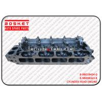 Wholesale 8-98018454-6 Diesel Engine Isuzu Cylinder Head ELF 700P NPR75 4HK1 8-98008363-8 from china suppliers